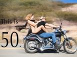 Why I Decided To Ride A Motorcycle Naked When I Turned 50