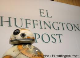 Entrevista con BB8, el pequeño robot estrella de 'Star Wars'