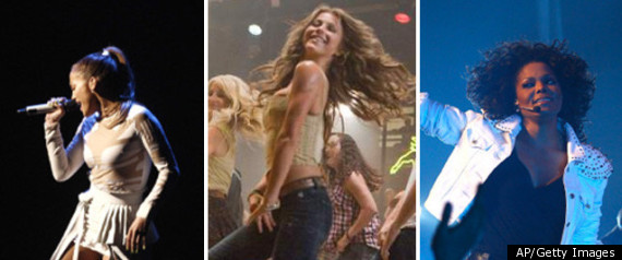 CELEBS WHO GOT FIT DANCING
