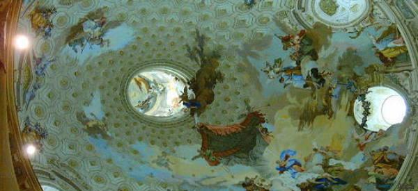 La cupola di Vicoforte è la dimostrazione scientifica che l'arte riduce lo stress