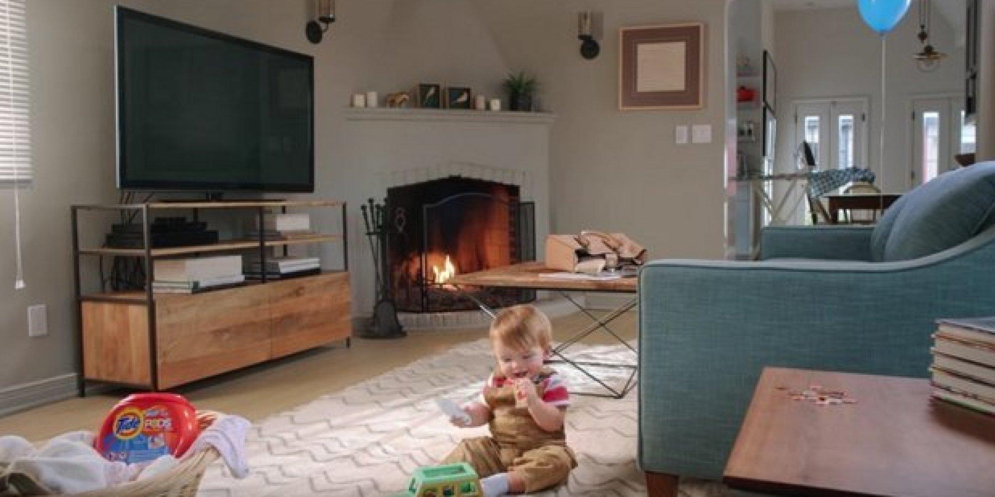 In Diesem Wohnzimmer Wartet Der Tod Auf Das Kind Seht Ihr Es