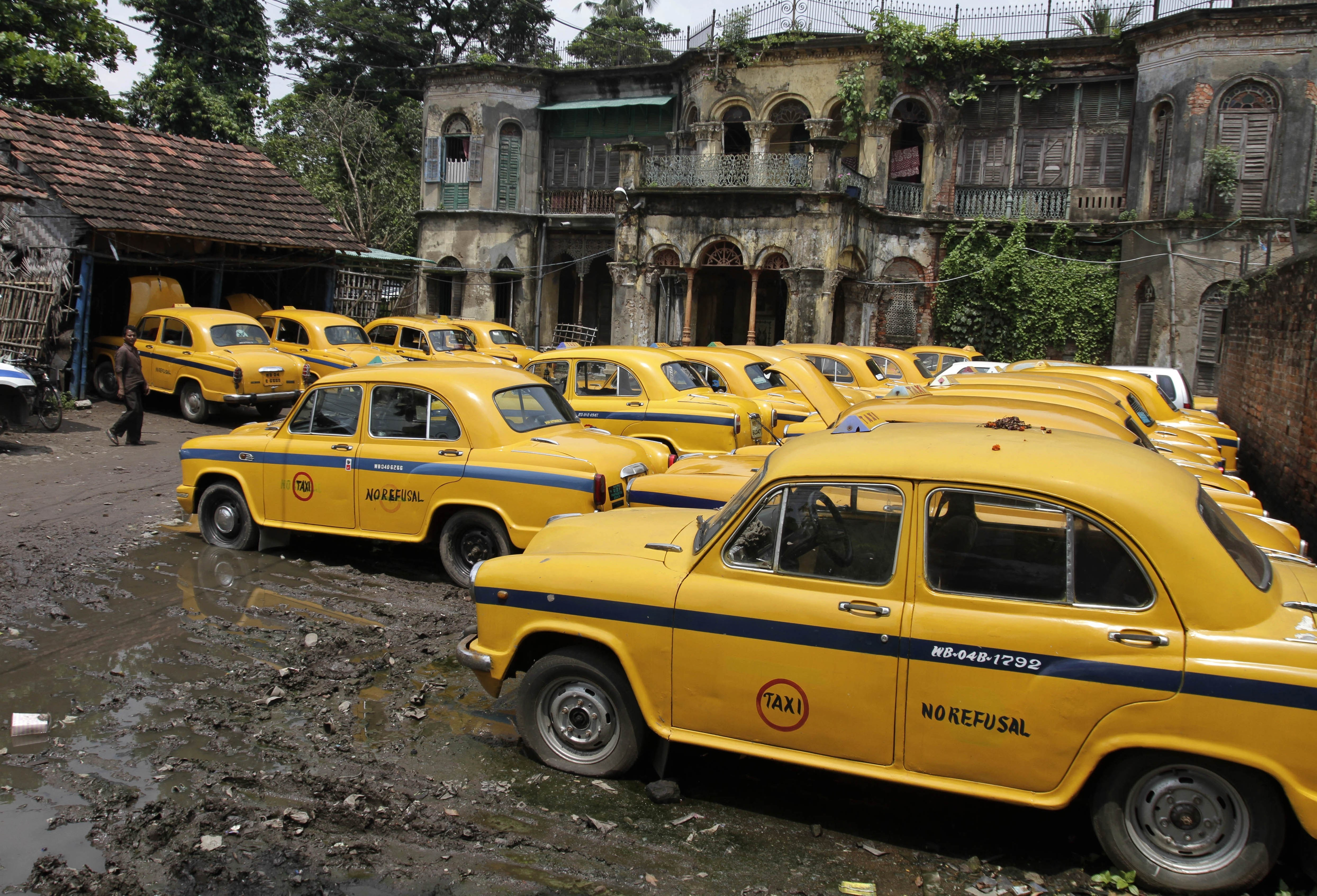 cabs in india