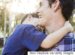 To The Dads Who Are Supermen -- I See You