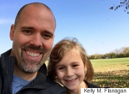 A Daddy's Letter To His Little Girl (About How Fast She's Walking Away)