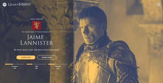 jaime game of thrones