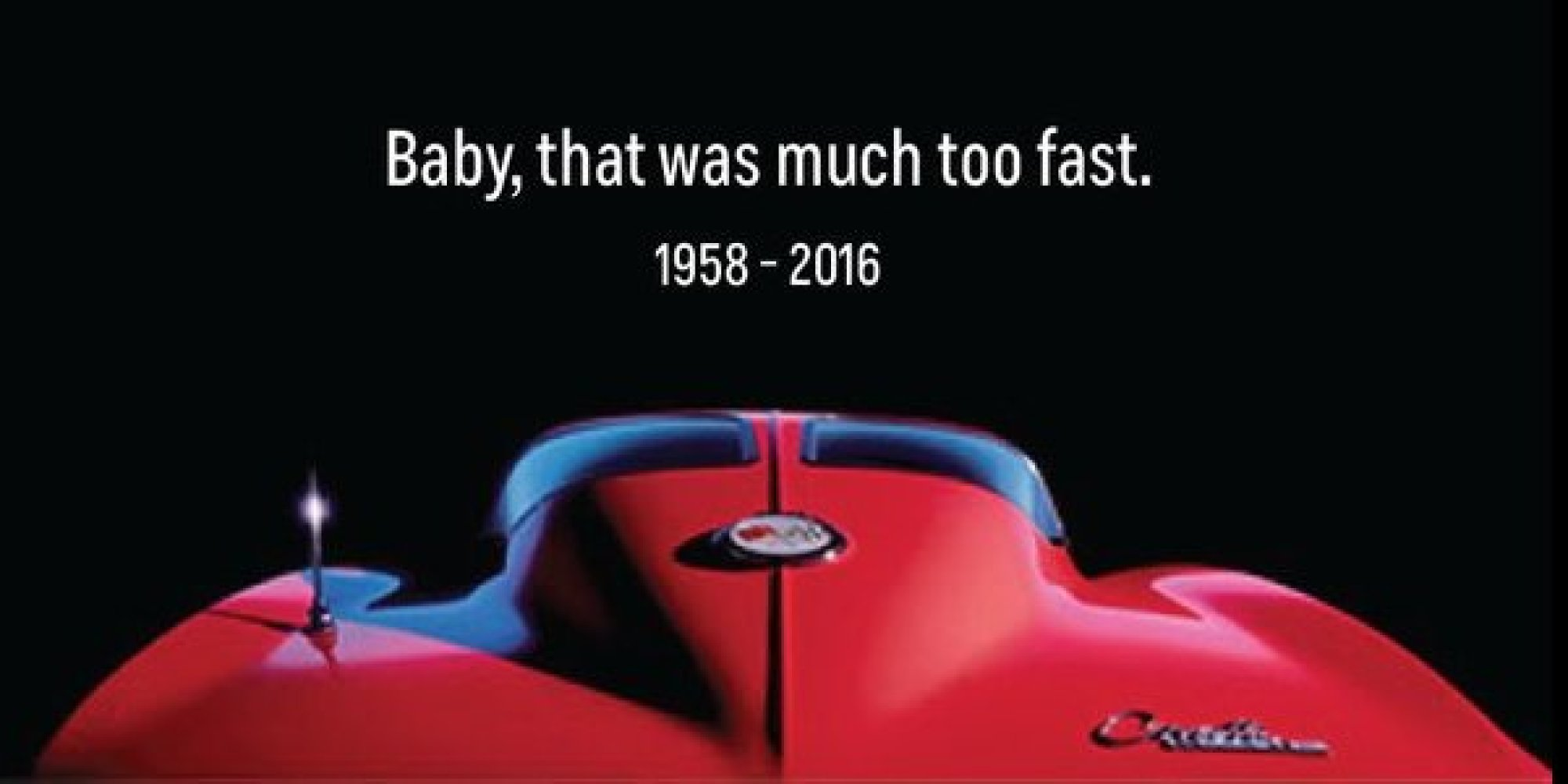 baby that was much too fast le bel hommage de chevrolet prince. Cars Review. Best American Auto & Cars Review