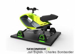 Sekonride: un produit récréatif ultra-écologique