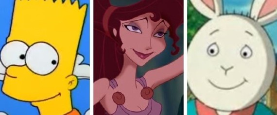 CARTOON CRUSHES