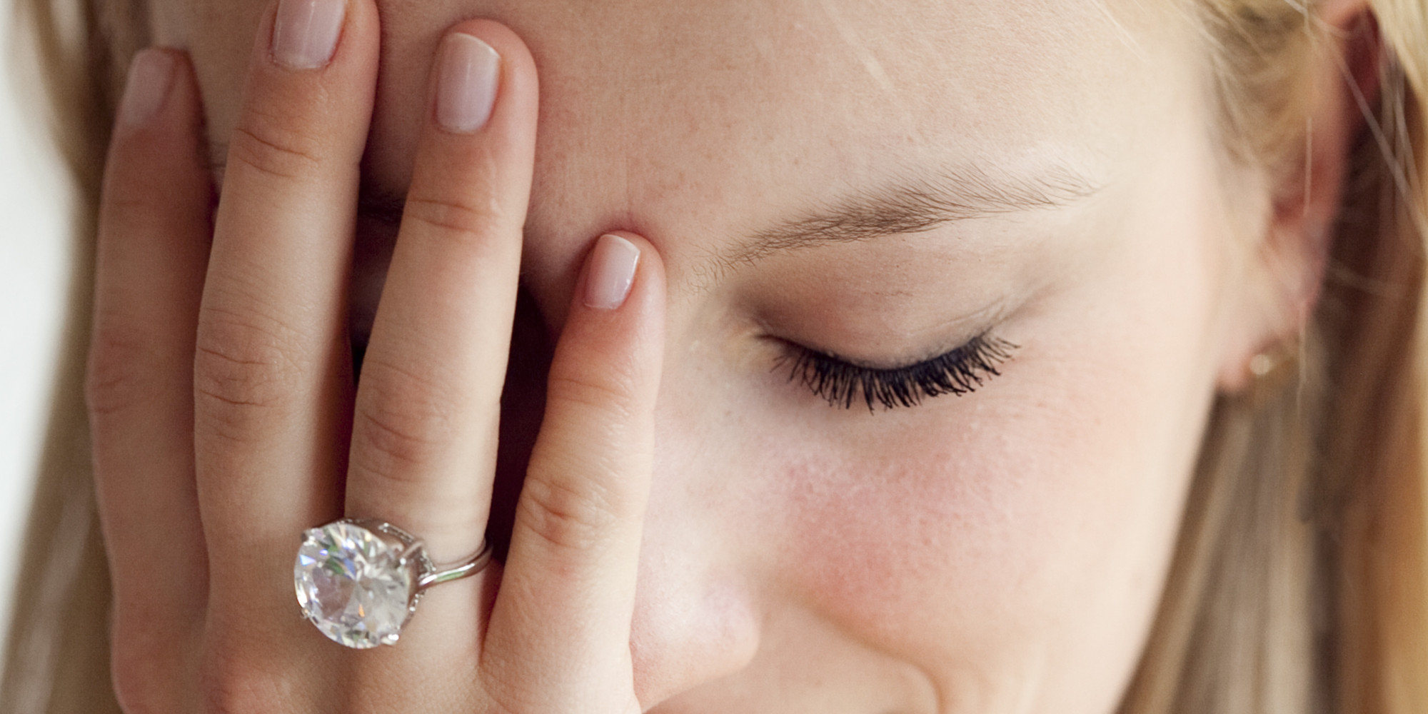My Response to Women With Big Diamonds