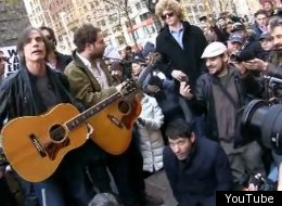 Jackson Browne Occupy Wall Street