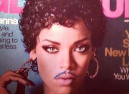 Pour faire revivre Prince, il suffit de mettre une moustache à Rihanna