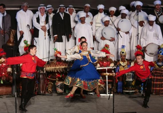 drums egypt festival