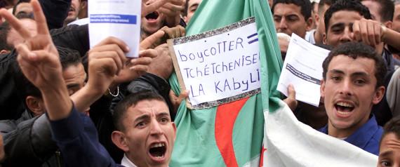 ALGERIA FFS