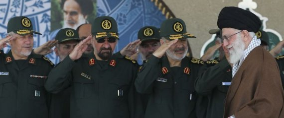 REVOLUTIONARY GUARDS