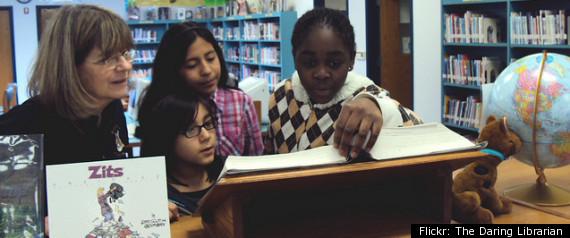 SCHOOL LIBRARIAN CALIFORNIA