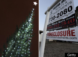 Foreclosure Christmas