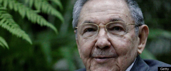 Raul Castro Alan Gross