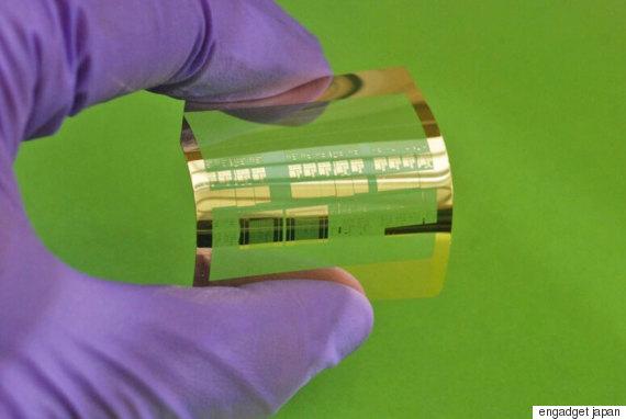 flexible transistors
