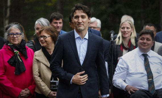 trudeau liberal cabinet retreat kananaskis