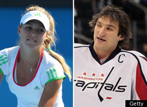 maria kirilenko dating alex ovechkin Russian tennis player maria kirilenko has gotten engaged to compatriot ice hockey player alex ovechkin the two have been dating since 2011, with washington capitals center ovechkin often spotted in the stands at kirilenko's matches and the tennis star dropping in on ovechkin's hockey games.