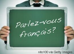Quand Jean-Marc Fournier voit la situation du français en rose