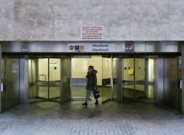 Brussels Subway Station Reopens Over A Month After Attacks