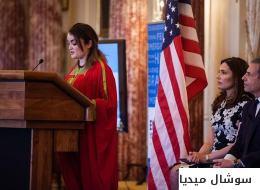 من التهميش في غرب تونس إلى قيادة العالم.. قصّة الشابة التي أثارت تقدير زوجة أوباما