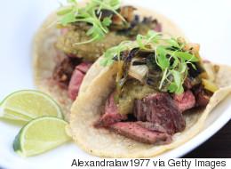 How To Make Slow Cooker Carne Asada Tacos