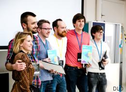 Die Top 8 Teams des Burda Hackday - Future of Work