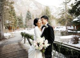 28 photos de mariages mettant en vedette la nature