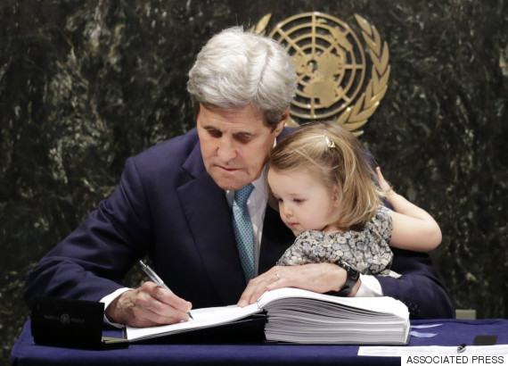 john kerry granddaughter