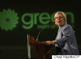 Elizabeth May Will Stay On As Green Leader