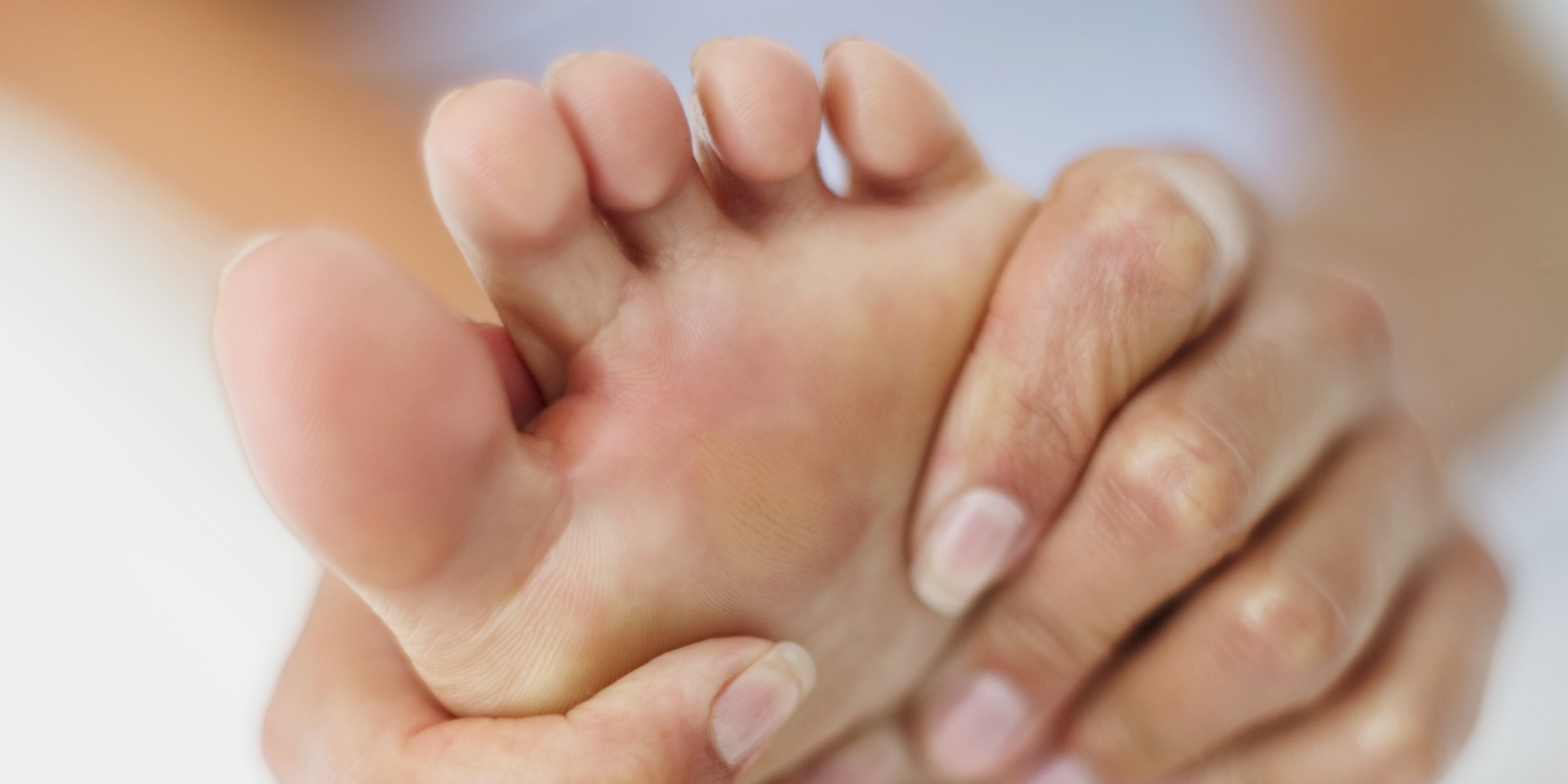 common causes of foot pain while sleeping | huffpost, Skeleton