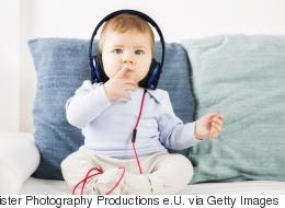 La musique aide les bébés à apprendre à parler