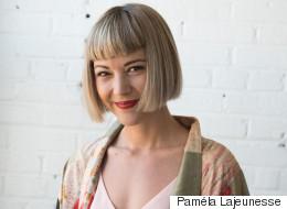 Quand Vanessa Pilon se fait raser la tête pour une bonne cause (PHOTOS)