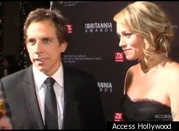 Ben Stiller Marriage