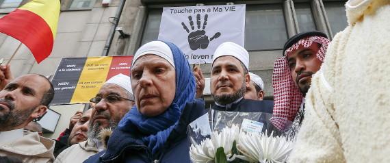 MUSLIMS BRUSSEL