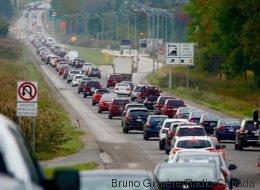 Bisbille autour de l'élargissement d'une autoroute à Québec
