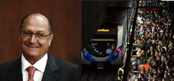 alckmin metrô