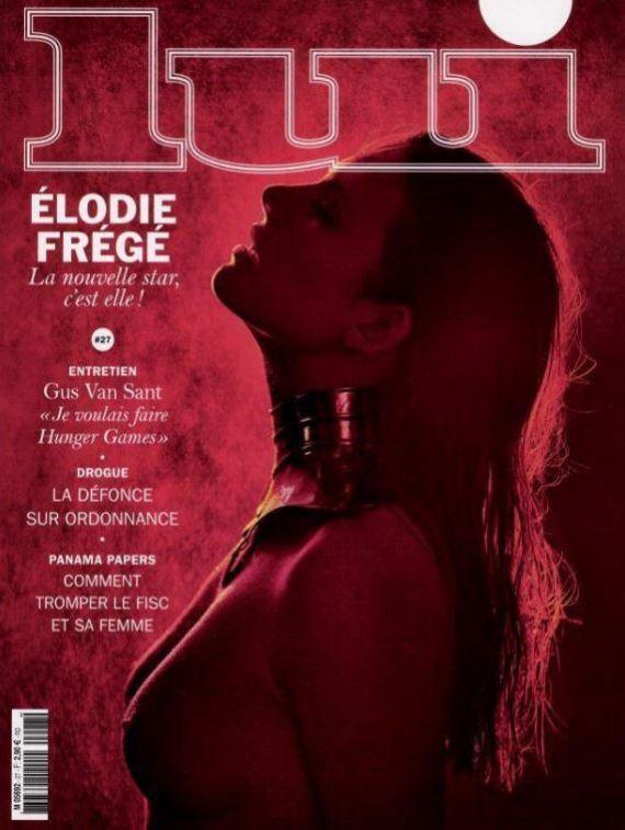 elodie frege seins nus lui magazine