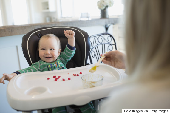 highchair baby