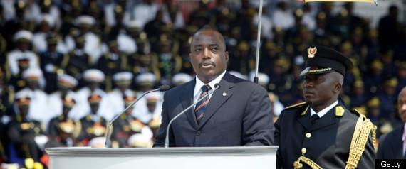 CONGO ELECTIONS KABILA