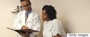 BLACK WOMAN DOCTOR