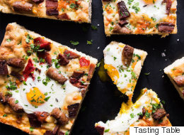 The Best Egg Dish You Can Make On A Sheet Tray