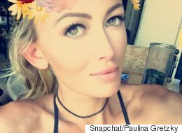 Here's Paulina Gretzky In Another Bikini. You're Welcome.