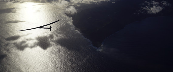 AIRPLANE SOLAR IMPULSE