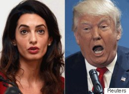 Amal Clooney Calls Out Trump's Hate-Mongering Against Muslims