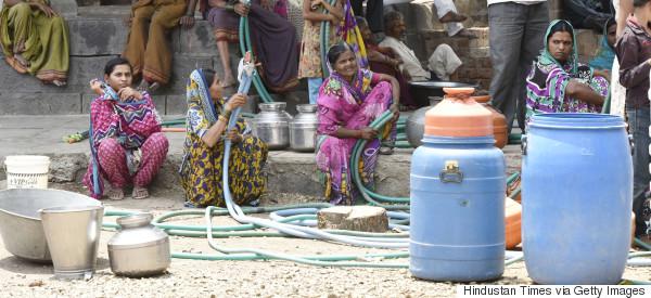 latur drought