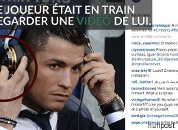 Qui a dit que Cristiano Ronaldo est narcissique?
