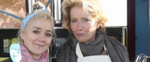 EMMA AND SOPHIE THOMPSON